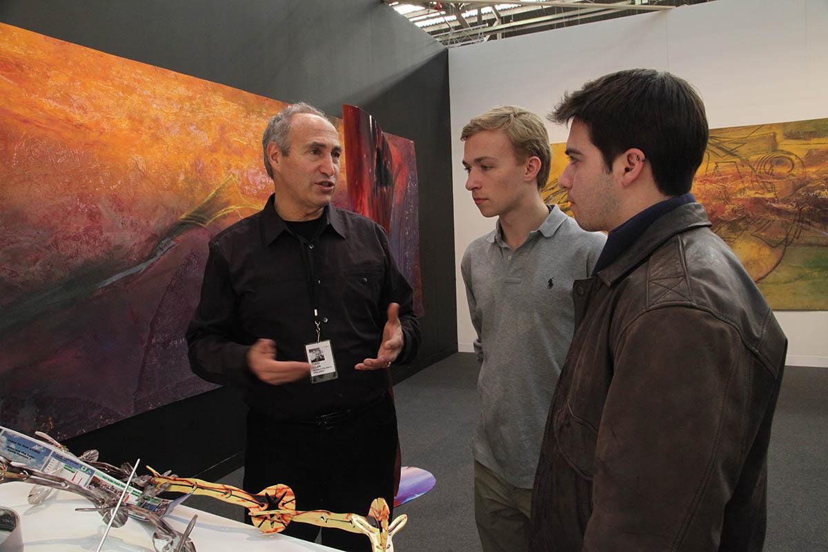 Conversations on ArtNano Innovations